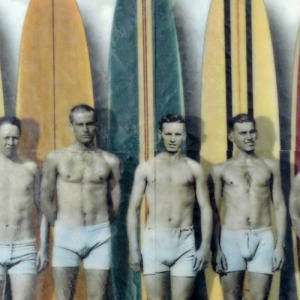 Surfer Boys by Ruth  Crowe